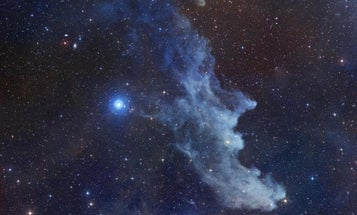 9 Space Pictures That Look Like Santa, Rudolph, And Other Christmas Things