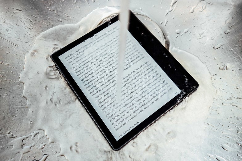 'Waterproof' can have many meanings when it comes to gadgets