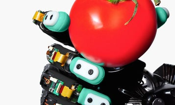 Robot Fingertips Create A New Standard For What Products Feel Like
