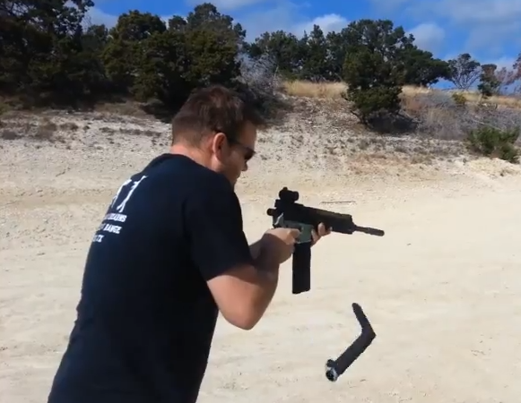 Watch: 3-D Printed Assault Rifle Breaks After Just 6 Shots