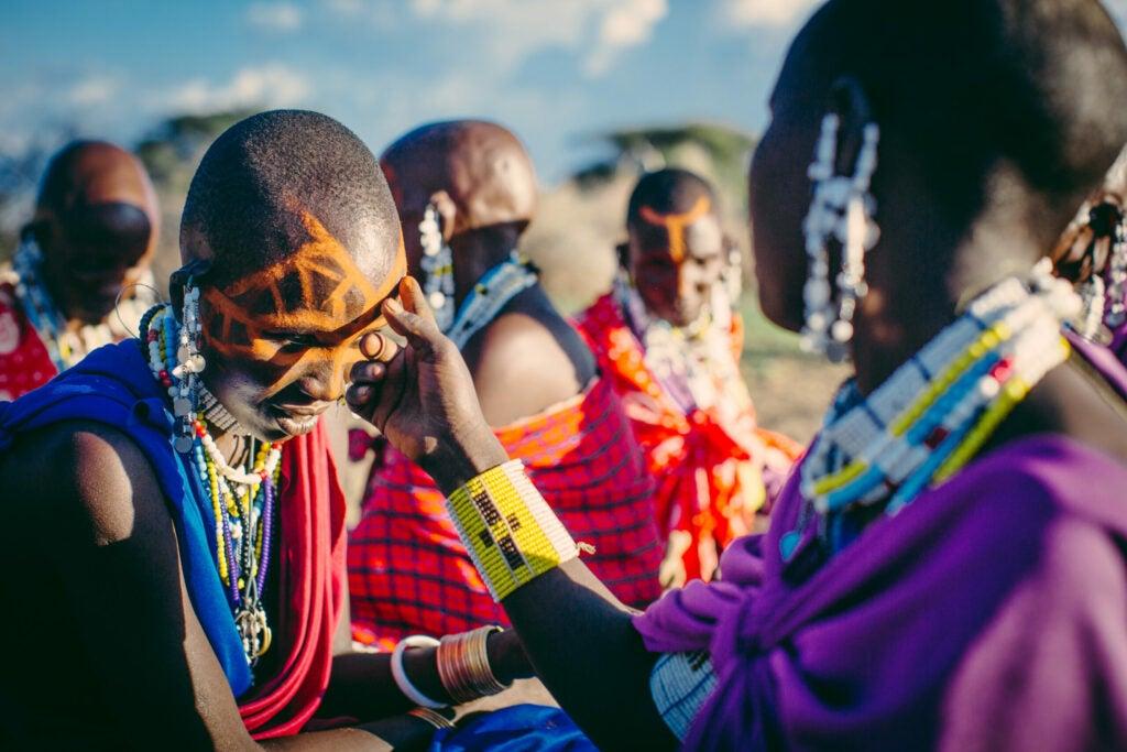 """""""Maasai"""