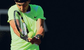 Wearing Yellow Might Give Tennis Players an Edge