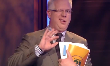 What Does A Climate Scientist Think Of Glenn Beck's Environmental-Conspiracy Novel?