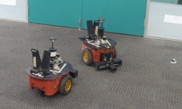 Robots Learn To CreateTheir Own Spoken Language