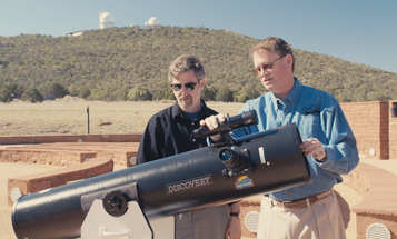 The Science Bucket List: Learn To Be An Amateur Astronomer