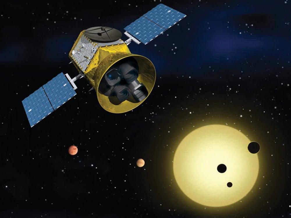 TESS outside solar system