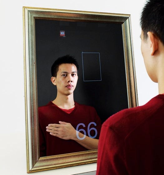2011 Invention Awards: A Mirror That Monitors Vital Signs