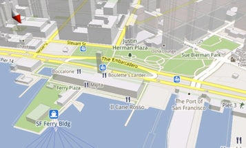 New Google Maps for Android: Faster Loading, 3-D Renderings, and Offline Functionality