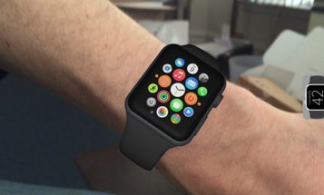 Try On A Virtual Apple Watch With This Augmented Reality App