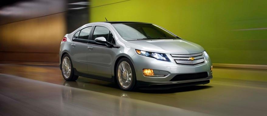 Sponsored Post: The Chevrolet Volt