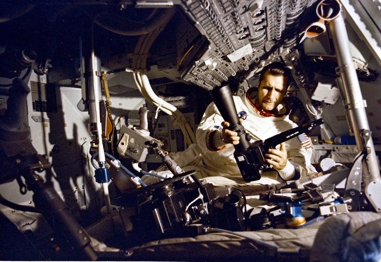Apollo 12's Tuna Problem