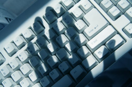 There's Spies In Them There Keyboards