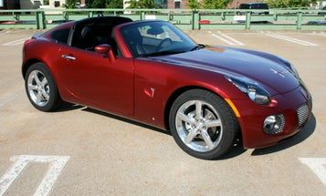 2009 Pontiac Solstice Coupe GXP  Delivers the Most Excitement From Pontiac in 40 Years