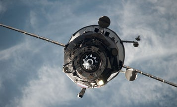 Russian Cargo Spacecraft Will Burn Up During Reentry Today