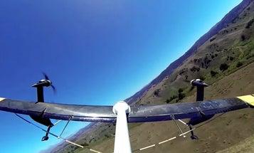 Google Granted Patent For Better Robo Kite Windmill