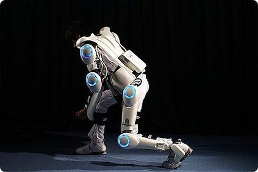 HAL Robotic Suit Gets International Safety Certificate