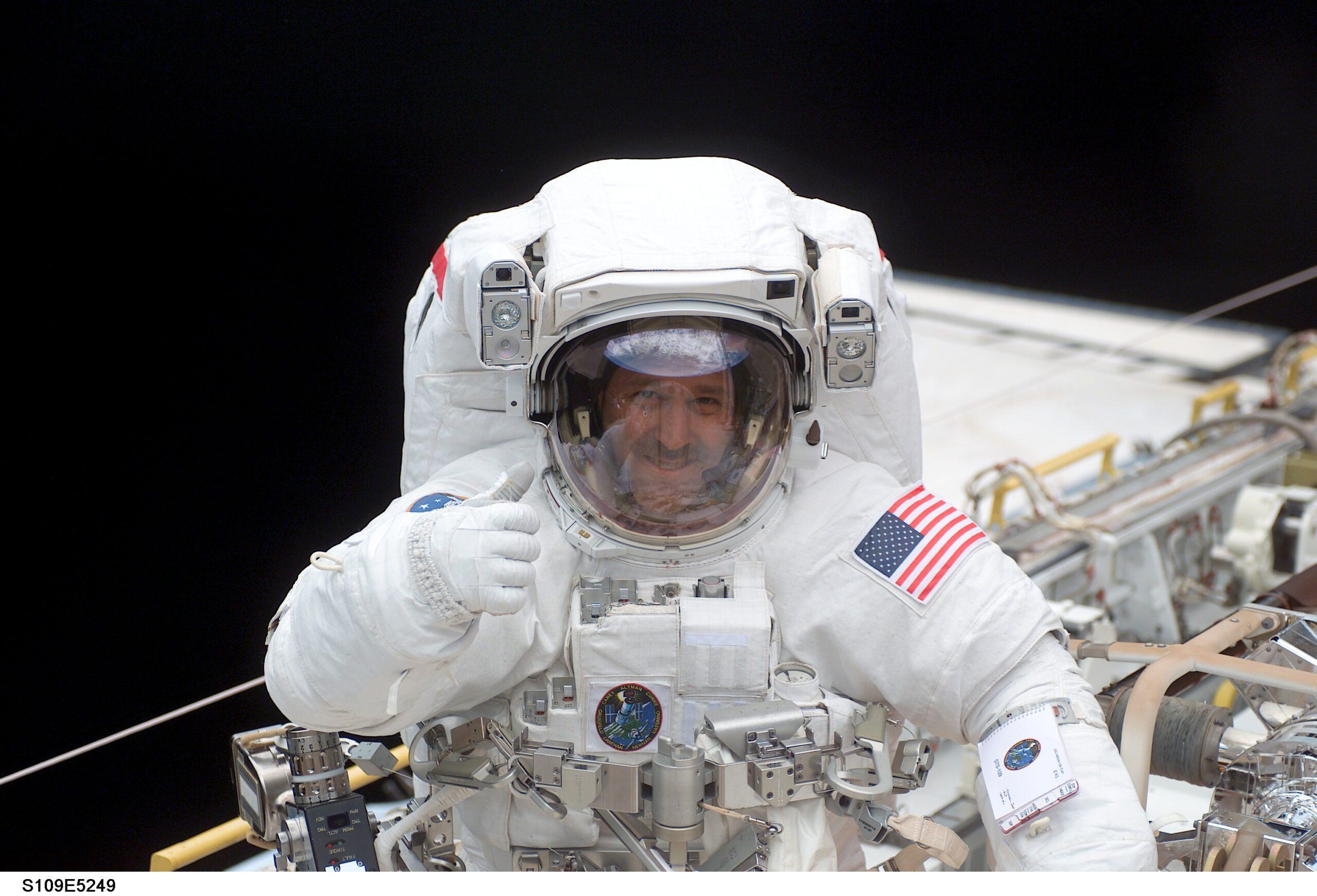 Former Astronaut John Grunsfeld Is Retiring From NASA