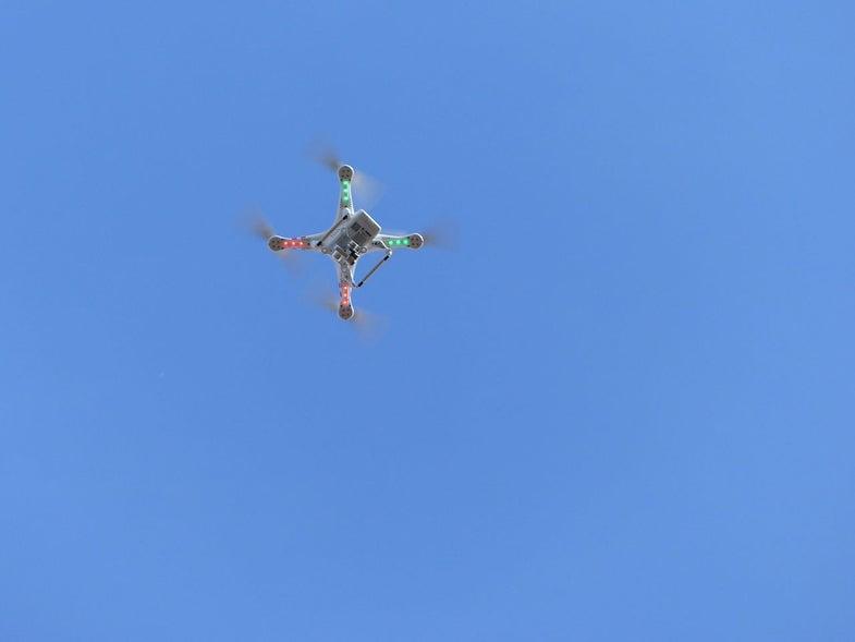 Hobbyist Flies Drone To 11,000 Feet