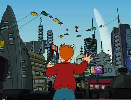 Why Futurama Was The Greatest Show About The Future Ever Aired