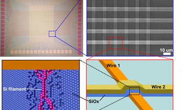 Tiny, Five-Nanometer Silicon Oxide Switches Could Create Single Chips With Terabyte Storage