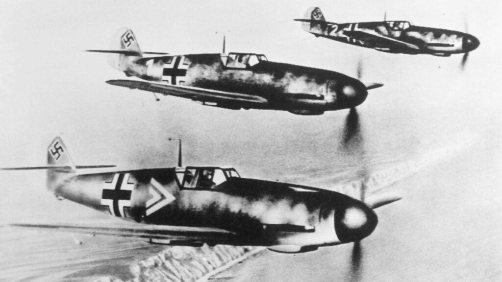 Historical Inspiration: Messerschmitt Bf 109
