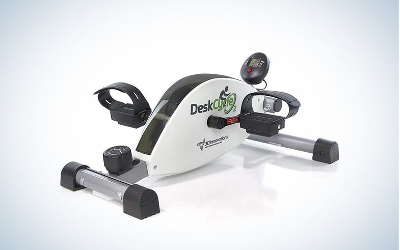 DeskCycle office workout bike