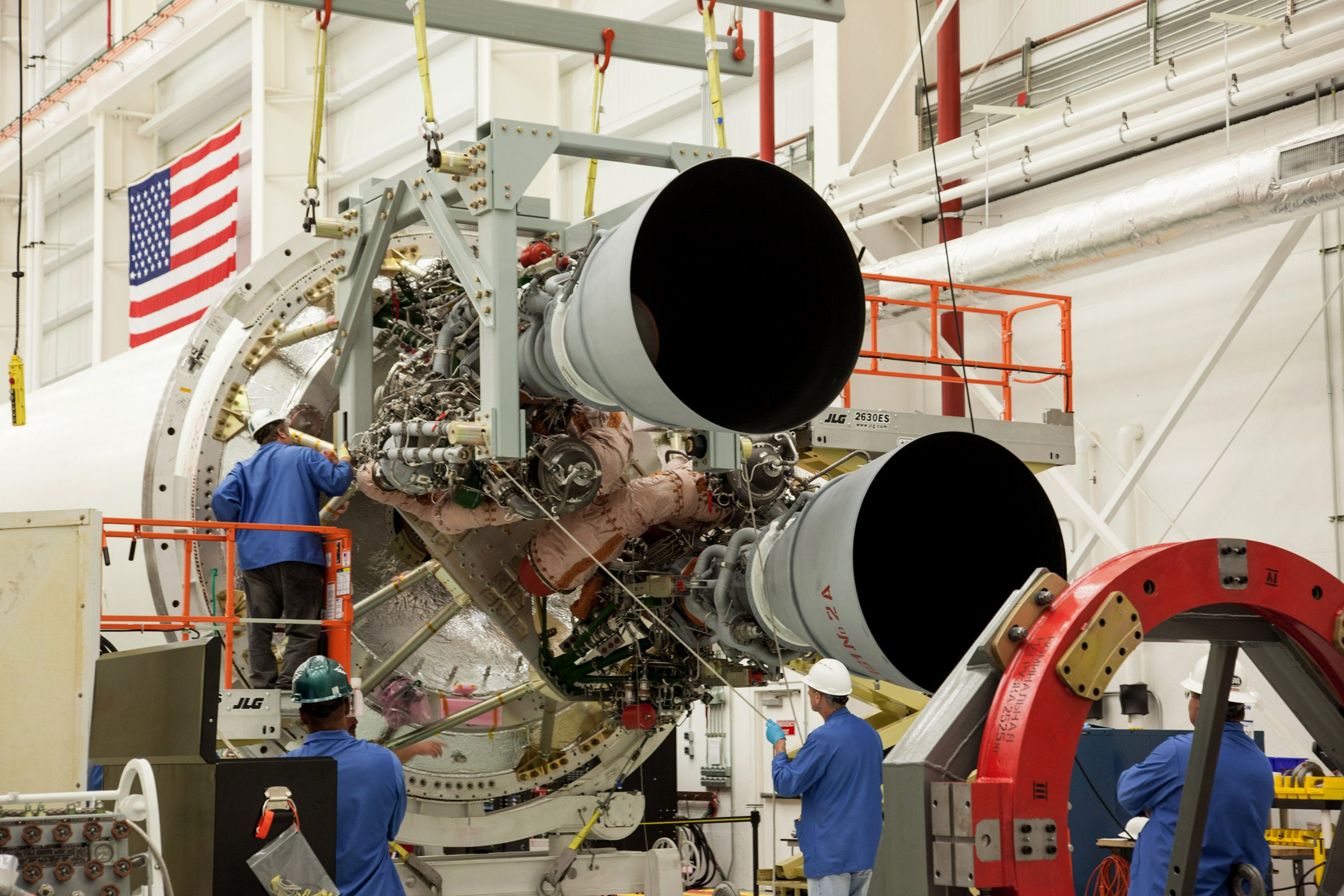 Orbital ATK's Rocket Set To Finally Fly Again After 2014 Explosion [Updated]