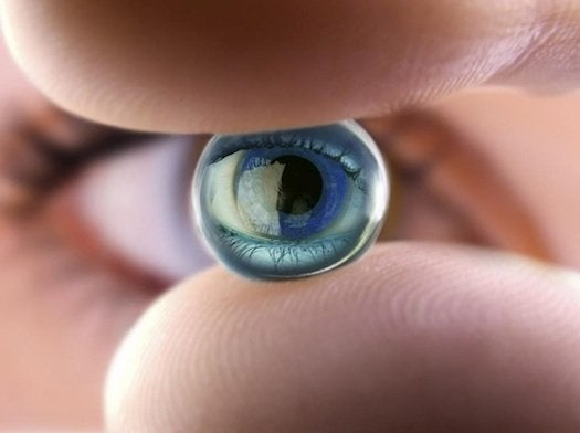 These Contact Lenses Give You Telescopic Vision