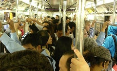 Meet The Germs Sharing Your Seat On The Subway