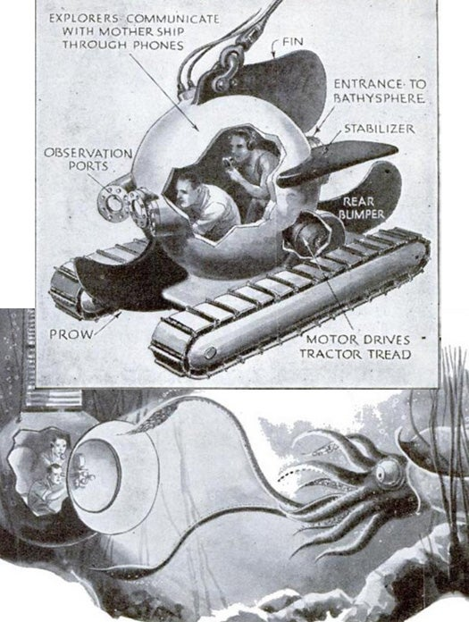 The Tools of the Trade, December 1934