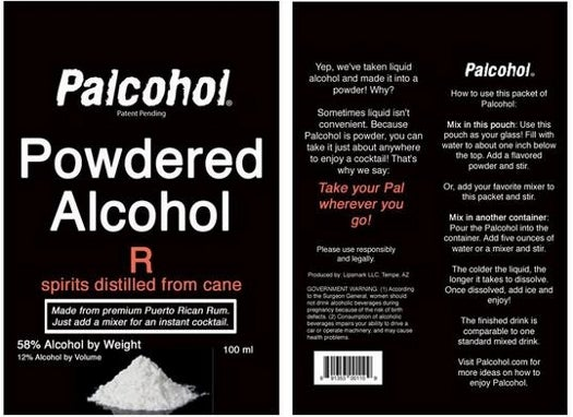 """Palcohol"""