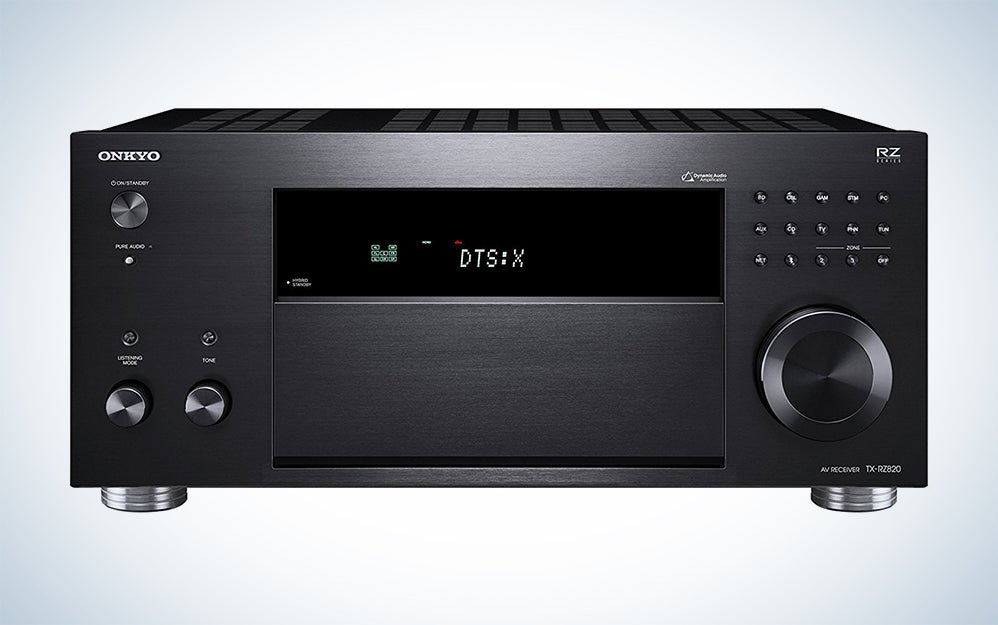 Onkyo 7.2-channel receiver