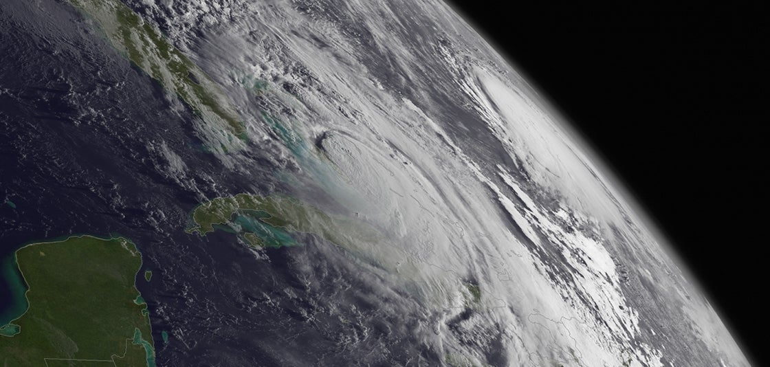 NOAA predicts an above average hurricane season for 2017