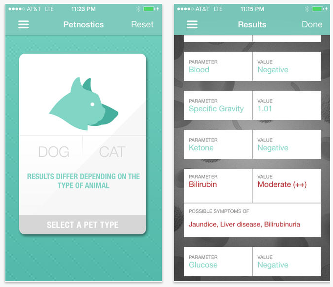 Check Your Pet's Health On Your Smartphone