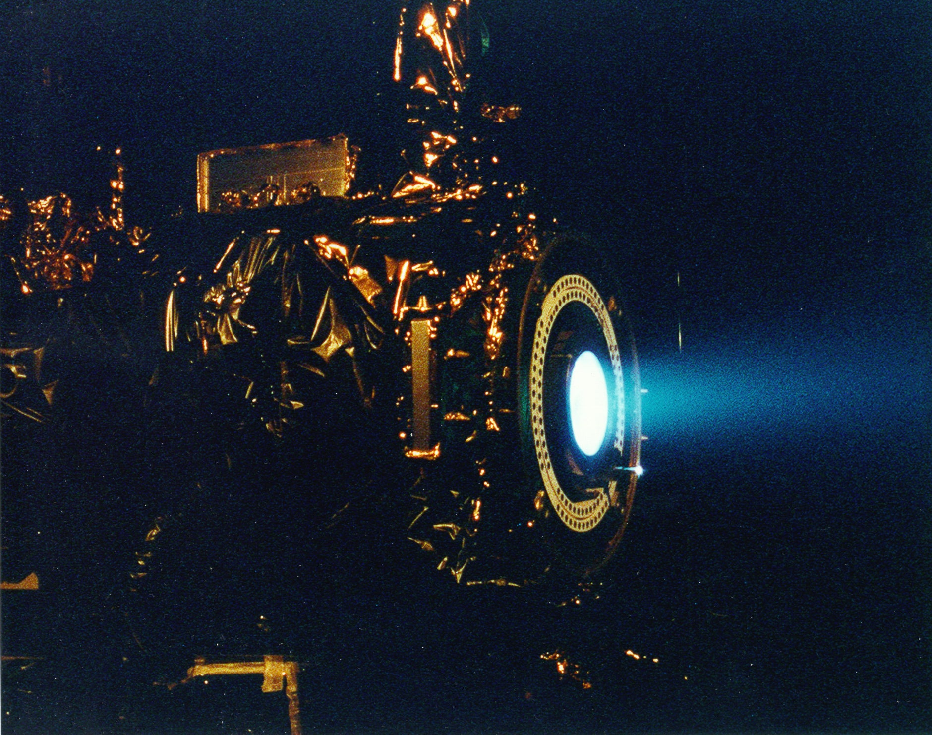 Ion Thrusters In NASA Mission Redraw The Boundaries Of Space Exploration