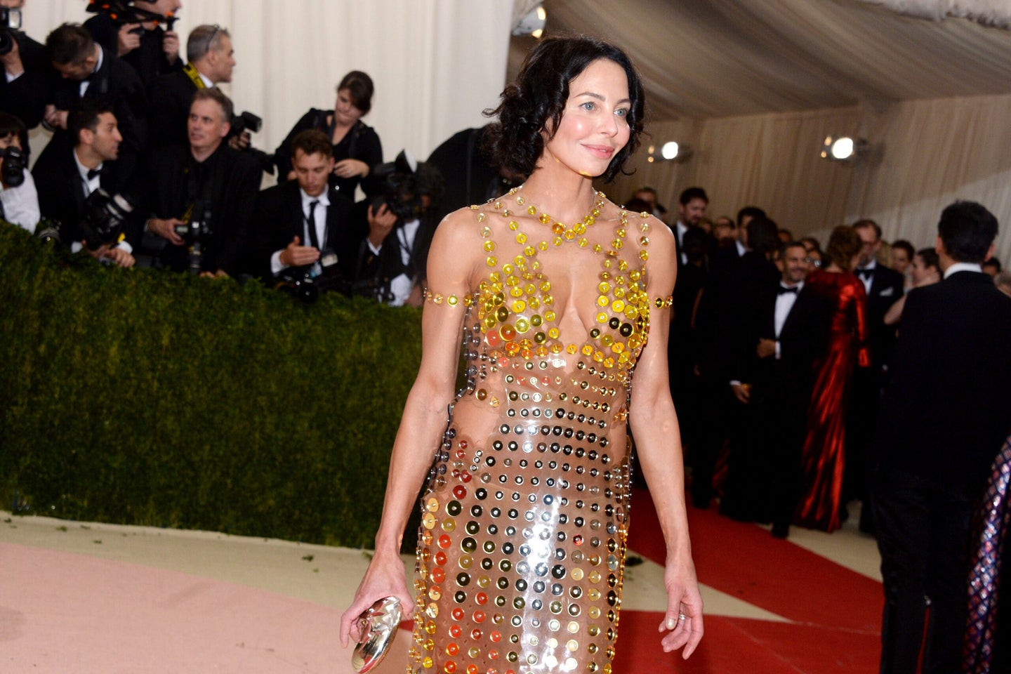 A.I. Made This Dress With 'Too Much Side Boob' For The Met Gala