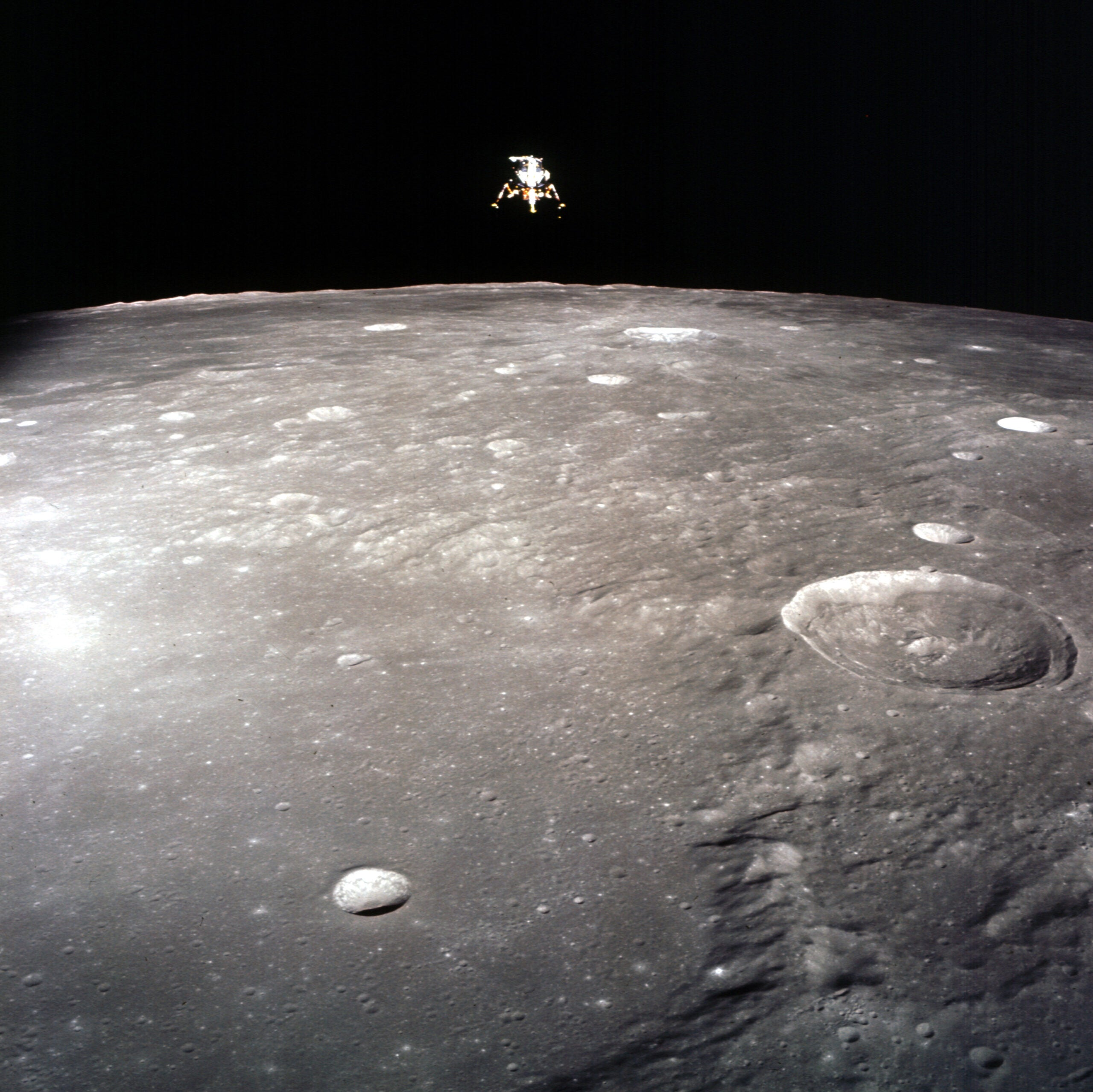 Does the Moon Sound Like a Bell?