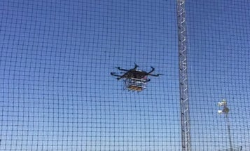 Watch A Drone Gently Deliver A Package