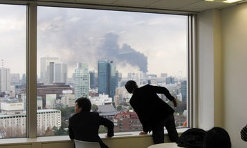 Tech Tools  Help Track Survivors Of Enormous Japanese Earthquake