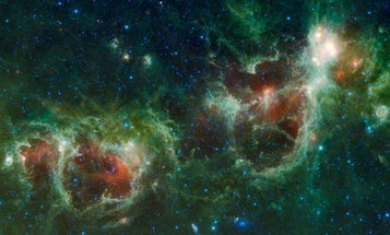 NASA's WISE Telescope Completes First Survey of the Entire Sky, Returning More Than a Million Images