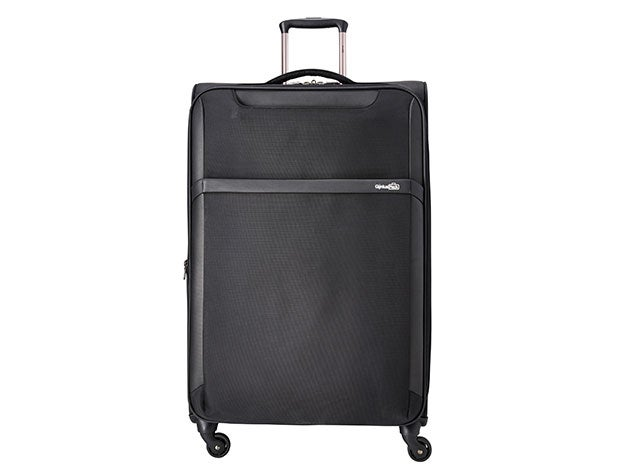 Genius Pack 30-inch Spinner Upright Suitcase