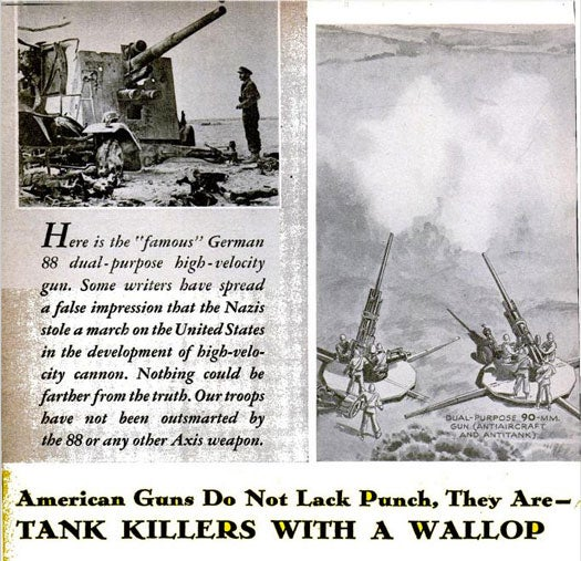 Tank Killers With a Wallop: December 1942