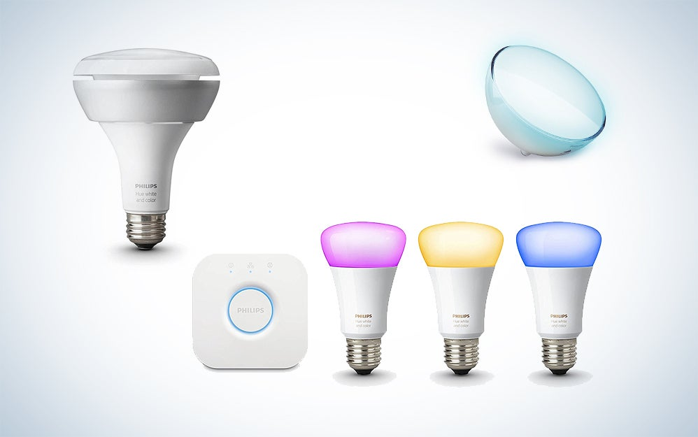 Philips Hue lighting products
