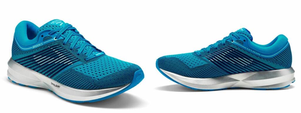 brooks' new running shoe levitate