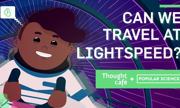 What Happens When You Travel At The Speed Of Light?