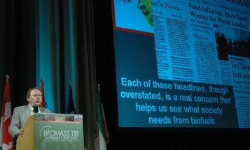Scientists Weigh in on Biofuels vs. Food Debate