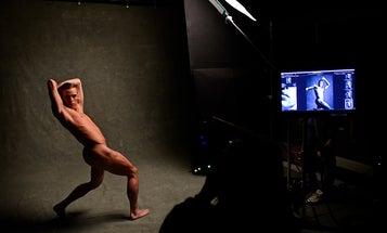 This is how ESPN's annual Body Issue gets made