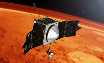 Watch NASA's Live Announcement About Mars Atmosphere Mystery