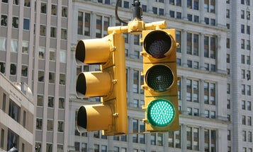 New Feature Lets Some Audis Talk With Traffic Lights
