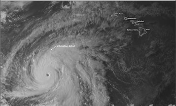 This could be the fiercest Pacific hurricane season ever